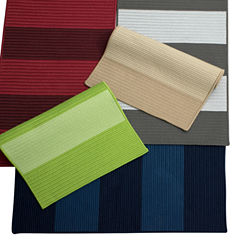 Colonial Mills Mayfield Textured Tone Braided Rectangular Reversible Rugs