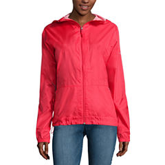 Columbia® Rain to Fame™ Waterproof Hooded Jacket