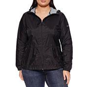 Columbia® Rain to Fame™ Rain Jacket - Plus