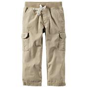 Carter's® Khaki Cargo Pants - Boys 4-8