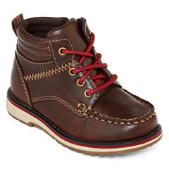 Okie Dokie® Arlie Boys Boots - Toddler
