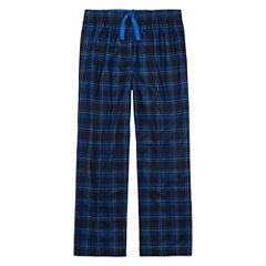 Arizona Blue Plaid Pants- Boys