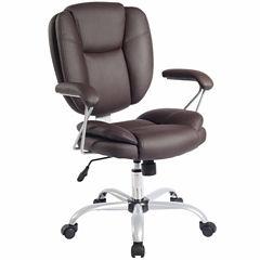 RTA Products LLC Techni Mobili Plush Task Office Chair
