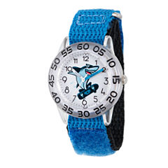 Discovery Kids® Blue and Silver Shark Watch