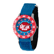 Discovery Kids® Blue and Red Shark Week Watch