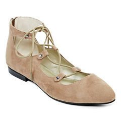 a.n.a® Ember Lace-Up Flats