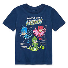 100 Graphic T-Shirt-Toddler Boys