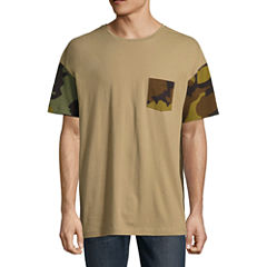 City Streets Short Sleeve Crew Neck T-Shirt