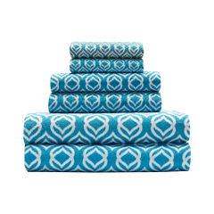 Shorecrest Ripple Bath Towel Collection