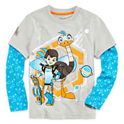 Disney Collection Miles Tee - Boys 2-10