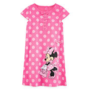 Disney Collection Minnie Mouse Dress - Girls 2-10