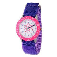 Discovery Kids® Purple Atom Watch