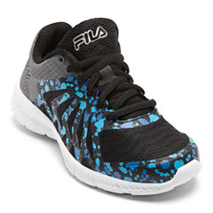 Fila Faction 2 Boys Running Shoes - Big Kids