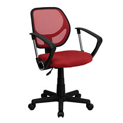 Contemporary Low Back Task Office Chair