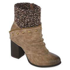2 Lips Too Lexia Womens Bootie