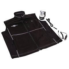 Flambeau Heated Vest Black- Small