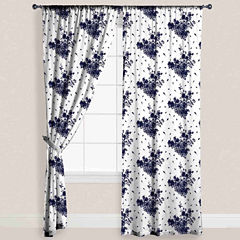 Vera Rose 2-Pack Curtain Panel
