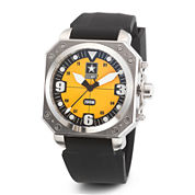 Wrist Armor® C4 Mens US Army Rubber Strap Watch
