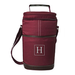 Personalized Wine Bottle Cooler Tote