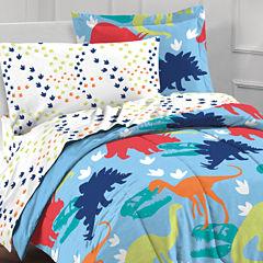 Dream Factory Dinosaurs 5-pc. Twin Comforter Set