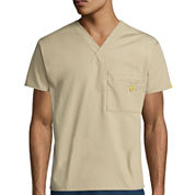 WonderWink® Alpha Unisex Short-Sleeve V-Neck Top
