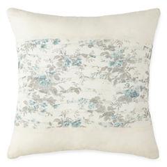 Home Expressions™ Alyson Square Decorative Pillow
