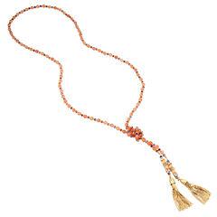 Bleu NYC Womens Pendant Necklace
