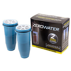 ZeroWater 2-pack Replacement Filters for Travel Bottle