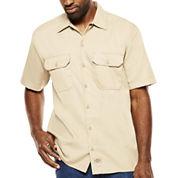 Dickies® Short-Sleeve Denim Work Shirt