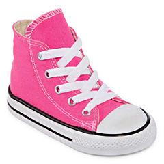 Converse Chuck Taylor All Star Seasonal High Girls Sneakers - Toddler