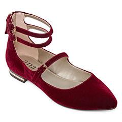 a.n.a Uma Womens Ballet Flats