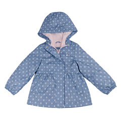 Carter's Girls Lightweight Windbreaker-Toddler