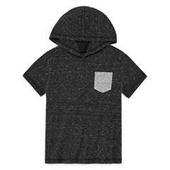 Arizona Short Sleeve Henley Shirt - Preschool Boys