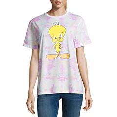 Looney Tunes Graphic T-Shirt- Juniors