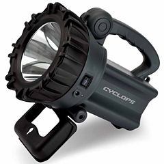 Cyclops 10 Watt Rechargeable Spotlight