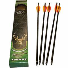 Barnett Crossbows 5 Pk 20In Headhunter Arrows WithField Pt