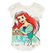 Disney Apparel by Okie Dokie® Short-Sleeve Princess Tee - Toddler Girls 2t-5t