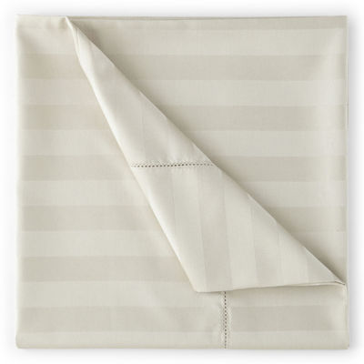 royal velvet 500tc wrinklefree damask stripe sheet set - Royal Velvet Sheets
