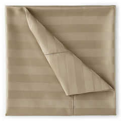 Royal Velvet® 500tc Wrinkle-Free Damask Stripe Sheet Set