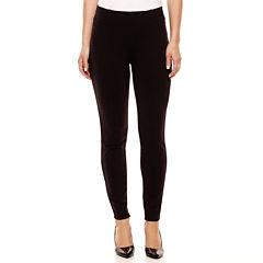 St. John's Bay® Secretly Slender Ponte Pants