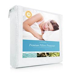 Linenspa Premium Smooth Fabric Pillow Protector