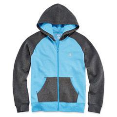Champion® Full-Zip Fleece Hoodie - Boys 8-20