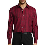 Claiborne® Long-Sleeve Pocket Woven Shirt