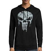 Marvel® Long-Sleeve Punisher Hoodie