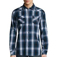 i jeans by Buffalo Makson Long-Sleeve Woven Shirt