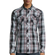 I Jeans By Buffalo® Maddux Long-Sleeve Woven Shirt