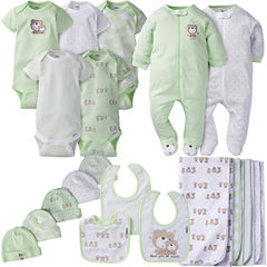 Gerber 19-Pc. Layette Gift Set-Baby Unisex