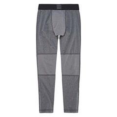 Msx By Michael Strahan Compression Knit Workout Pants - Big Kid Boys