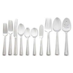 International® Mason 101-pc. Flatware Set
