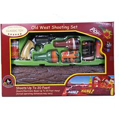 Wild West Shooting Set